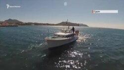 Пик курортного сезона в Крыму глазами блогеров (видео)