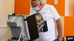 Гласање на изборни машини во Бугарија