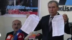 """""""Seçkilərin nəticələri xalqın azad iradəsini ifadə etməyib""""."""