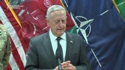 Mattis Warns Russia Not To Arm Taliban