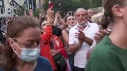 В Тбилиси требуют отставки премьера