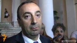 Հրայր Թովմասյան․ Ոստիկանության գործողությունները իրավաչափ էին