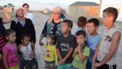 Газға зәру Тасбөгет тұрғындары