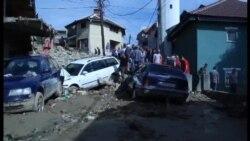 Reshjet shkatërruese në Tetovë