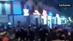 """People Chant """"We Are Not Afraid,"""" As Police Arrive At The Scene Of A Protest"""