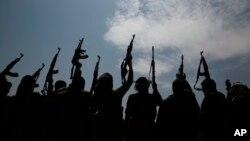 آرشیف٬ جنگجویان حوثی یمن