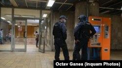 Jandarmii au descins miercuri în mai multe locații, printre care și sediul Metrorex.