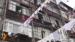 Ստեփանակերտում վթարային շենքերի բնակիչների խնդիրը շարունակում է չլուծված մնալ