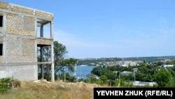 Севастопольская бухта и вход в Килен-бухту