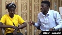 Ikki nigeriyalik o'zlarining qullikda tutilganliklarini aytishmoqda