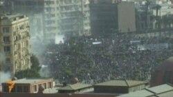 Kairo: Sukobi na glavnom trgu