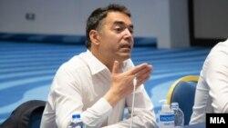 Вицепремиерот за европски прашања Никола Димитров.