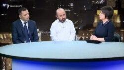 «Տեսակետների խաչմերուկ» Արմեն Մինասյանի և Թաթուլ Հակոբյանի հետ 11.12.2017