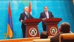 محادثات عراقية-أرمينية في بغداد