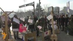 Граѓански марш за поддршка на мигрантите