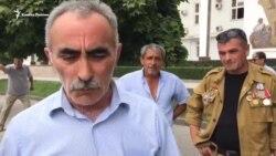 """Дагестанские """"афганцы"""" намерены объявить голодовку"""