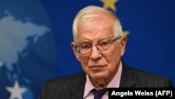 European Union foreign-policy chief Josep Borrell (file photo)