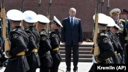 Vladimir Putin la comemorarea a 80 de ani de la invazia nazistă în Uniunea Sovietică.