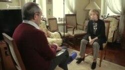 Лия Ахеджакова о Крыме и влиянии российской пропаганды – интервью Крым.Реалии (видео)