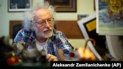 Аляксей Венядзіктаў, архіўнае фота