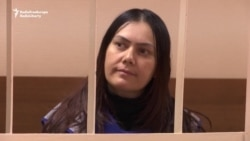 Uzbek Nanny Filmed With Child's Head Appears At Moscow Court