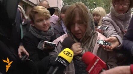 """Светлана Алексиевич: """"Берия, Сталин, Путин, Шойгу дөньясын сөймим"""""""