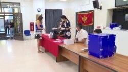 Crna Gora: Otvorena biračka mjesta