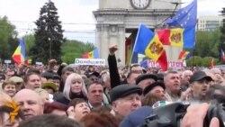 04 05 2015 Протести во Молдавија, парада во Киргистан