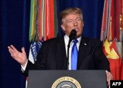 Fostul președinte american, Donald Trump