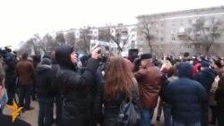 Протесты в Ростове-на-Дону