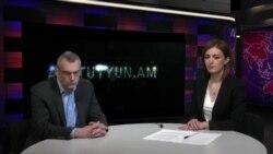 «Ազատություն» TV լրատվական կենտրոն, 21-ը ապրիլի, 2015թ․