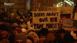 Hungary's 'Slave Law' Protests