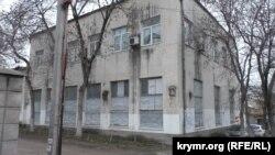 Один из корпусов АО «Симферопольский завод авторулей»