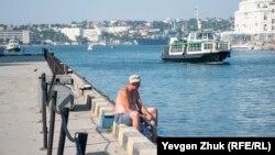 Севастополь в августе, 2021 год, иллюстрационное фото