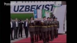 Похоронная процессия: Каримов на пути в вечность