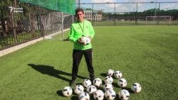 S.Agaşkow: Türkmen futbolyny synlasym gelýär