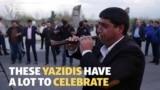 A Moment In The Sun For Armenia's Yazidis