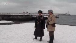 В Ялте выпала треть месячной нормы осадков (видео)