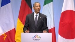 Обама: Путин ја уништува руската економија