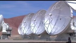 2.Kosmos-2014 ALMA teleskopu
