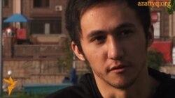 Видеопортрет молодежи: Айбек Алмасов