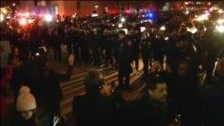 Protesti i hapšenja u Njujorku