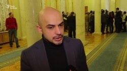 Мустафа Найєм, депутат від БПП
