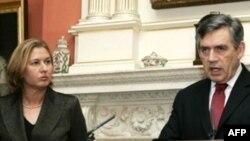 «گروه چهارگانه»، شامل سازمان ملل، آمريکا، روسيه و اتحاديه اروپا در لندن جلسه داشت(عکس:AFP)