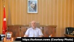 Aşgabatda koronawirusdan aradan çykan türk diplomaty Kemal Uçkun