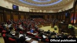 Ազգային ժողովի նիստերի դահլիճը, արխիվ