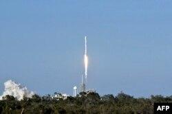 Повторный запуск ракеты-носителя Falcon 9 компании SpaceX 30 марта 2017 года