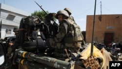 Ֆրանսիացի զինվորականները Մալիում, արխիվ