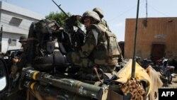 Француските трупи во Мали