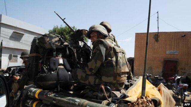 Francuske trupe u Maliju